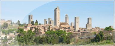 San Gimignano - Agriturismo I Colli