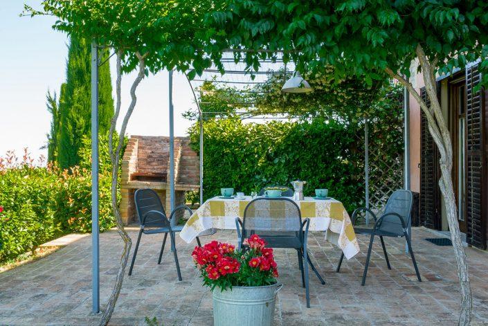 Agriturismo Podere I Colli - Montaione - Toscana